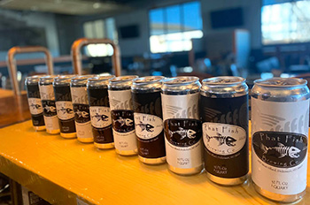 Phat Fish Brewing, Dickinson 2020 ND SDBC Success Story